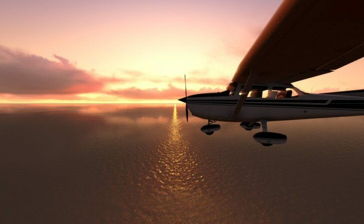 Private Pilots LIcence Night Flying