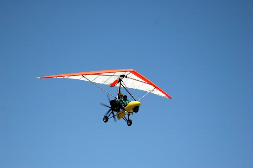 Microlight Flight Training