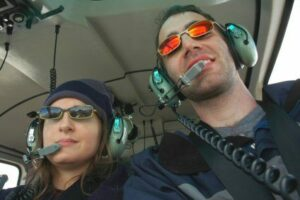 Helicopter Flights - Great visibility and plenty of options