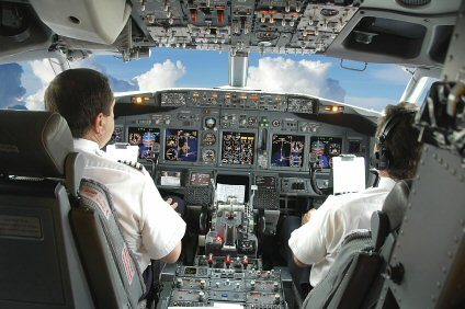 What do airline pilots do?