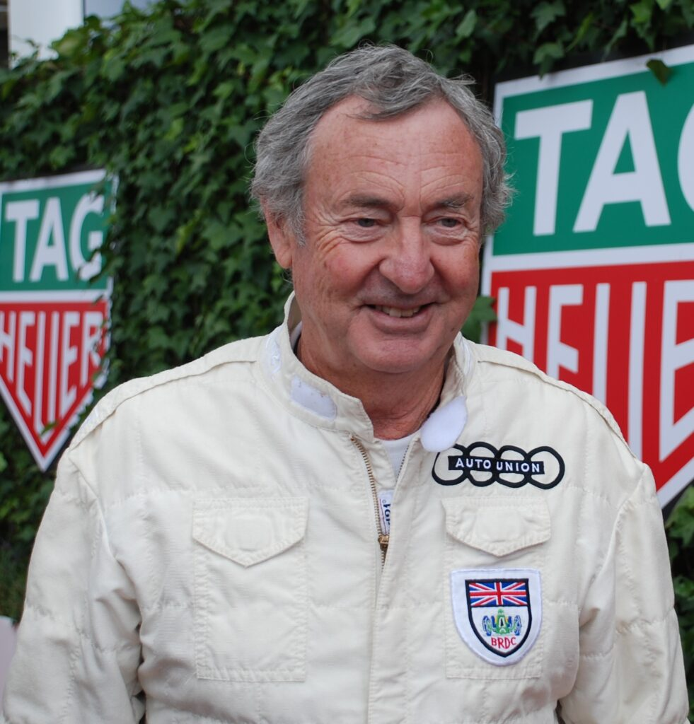 Celebrity Pilots in the UK - Nick Mason of Pink Floyd