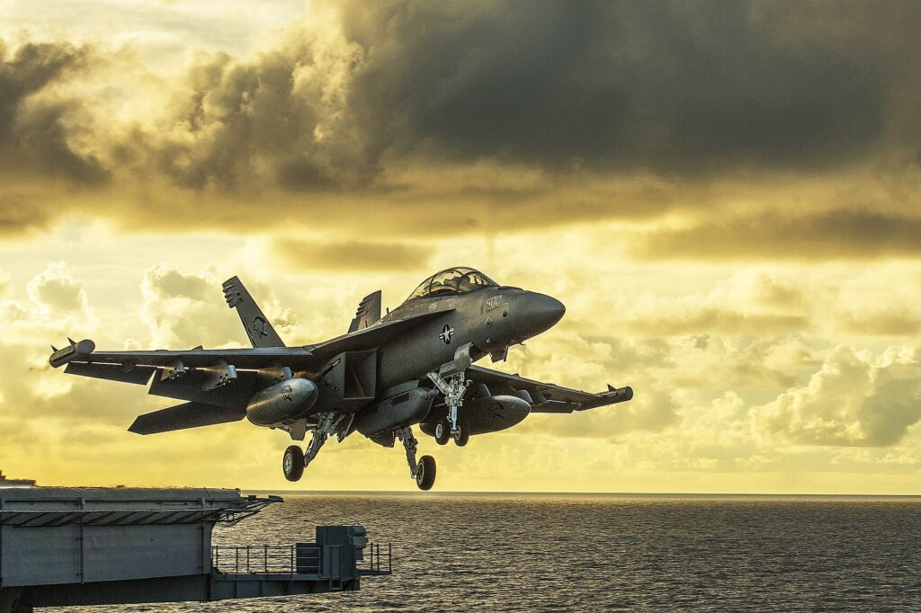 10 Leadership Tips from Jet Fighter Pilots